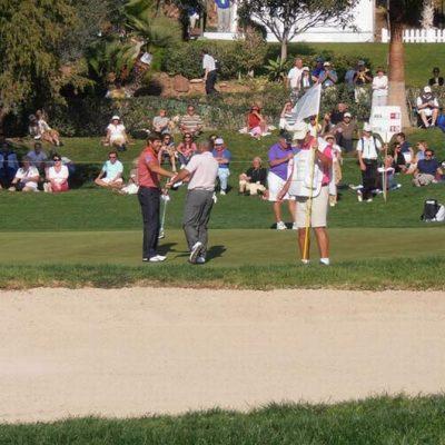 Aloha Golf Course Marbella