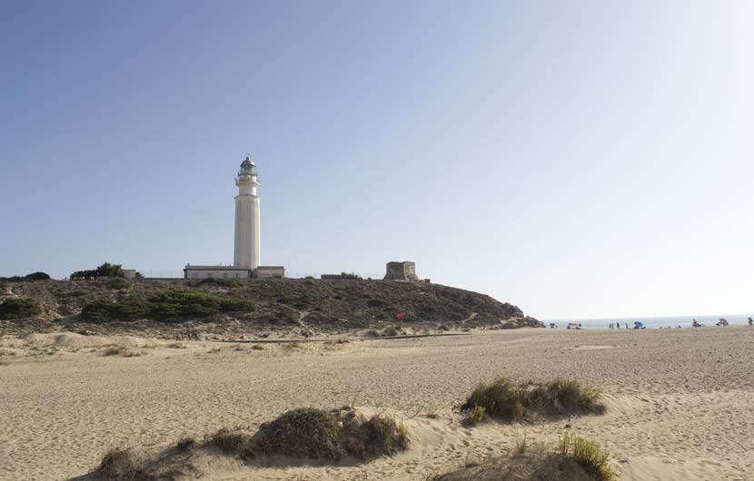 Barbate Beach Cadiz
