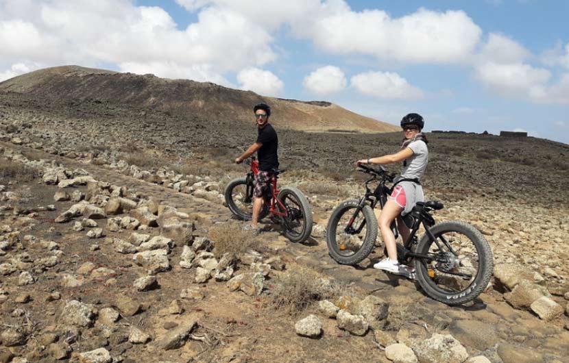 Bike Tour Fuerteventura