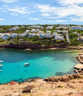 Cala Morel Menorca Travel