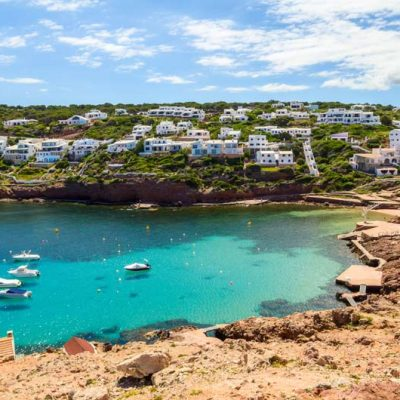Cala Morel Menorca
