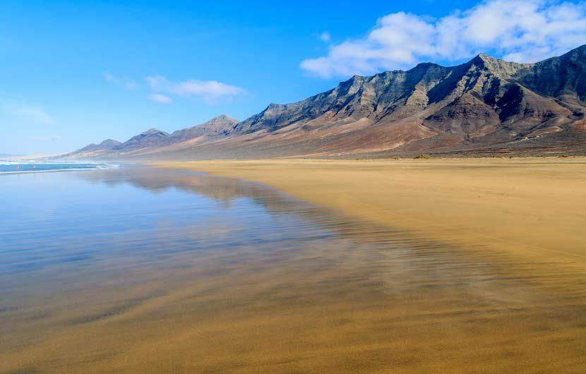 Best Beaches Spain - Cofete Beach Fuerteventura