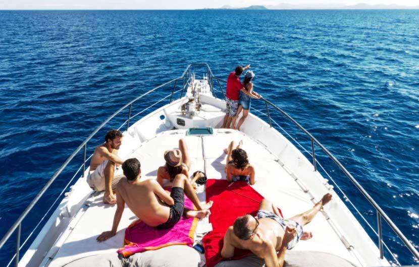 Lobo Island Cruise
