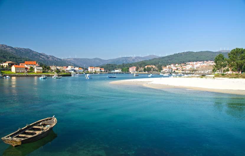 Rias Baixas Beaches Galicia