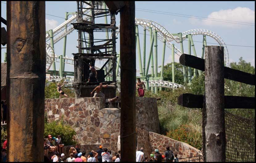Isla Magica Theme Park