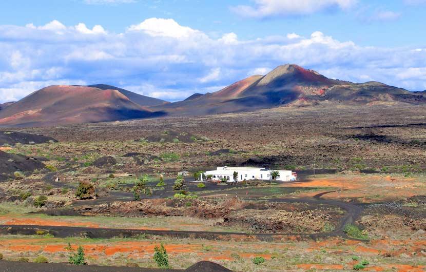 Lanzarote La Geria