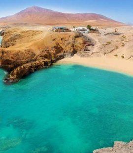 Papagaya Beach Lanzarote