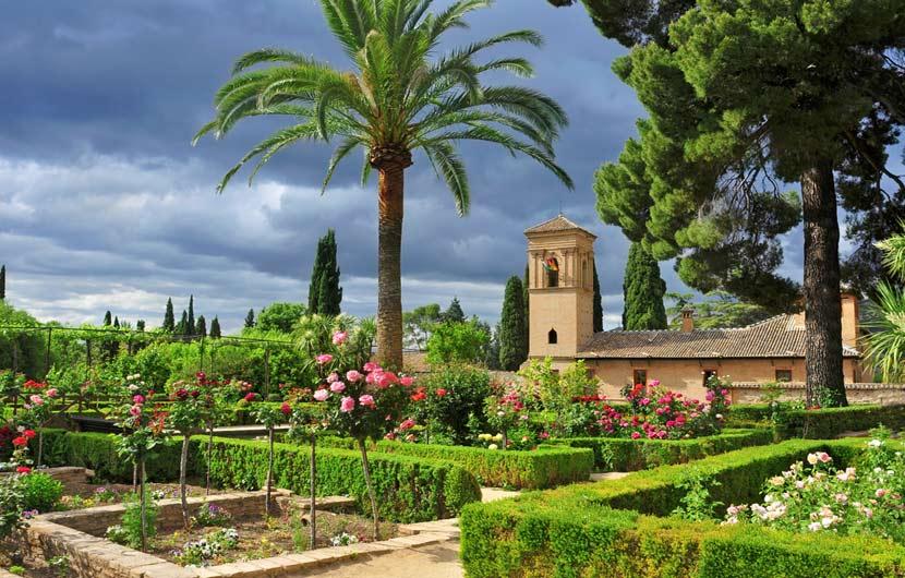 Parador Alhambra Granada
