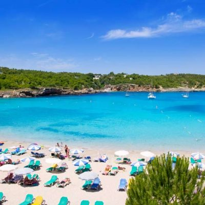 Portinatx Beach Ibiza