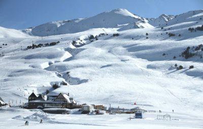 Ski Resort Catalonia