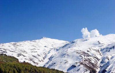 Skiing Catalonia