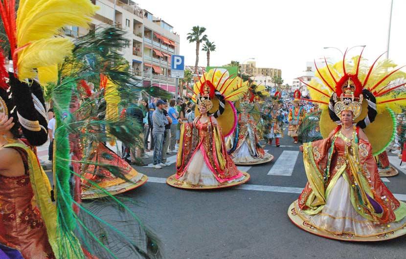 Tenerife Carnivals