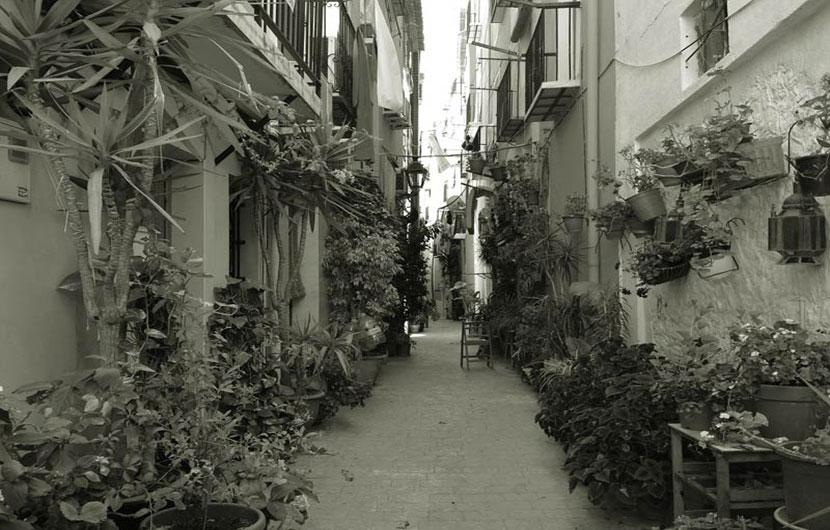 Alicante Villajoyosa Street