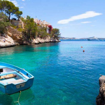 Cala Fornels Paguera Mallorca