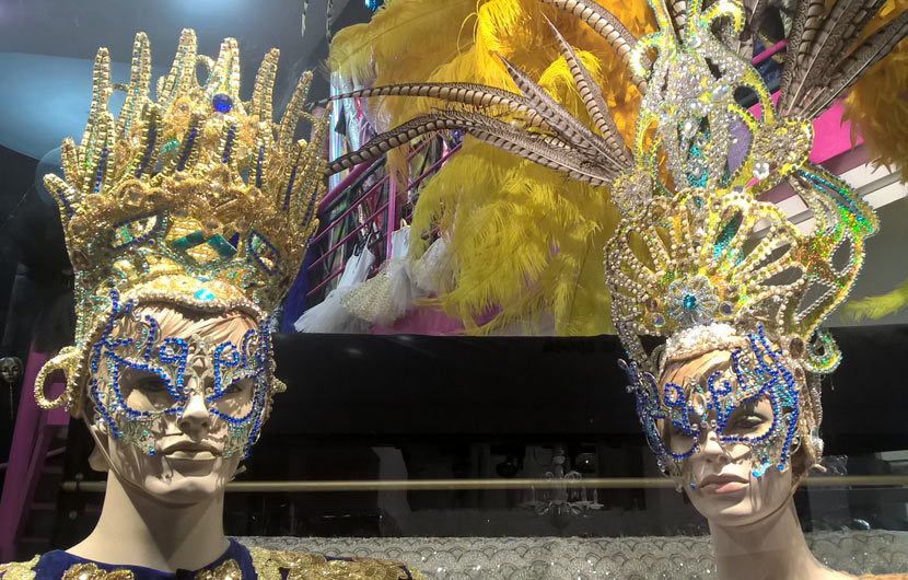 Carnivals Spain