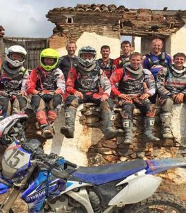 Dirt Biking Spain