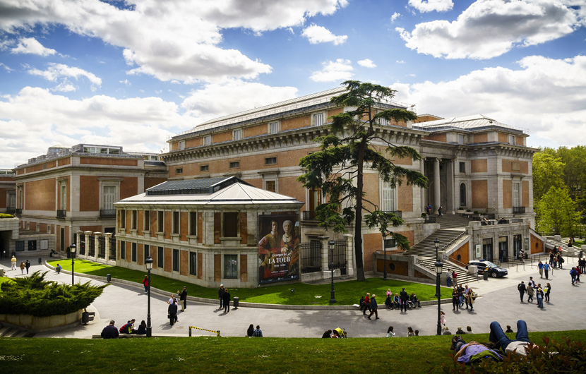 El Prado Museum For Holidays in Spain