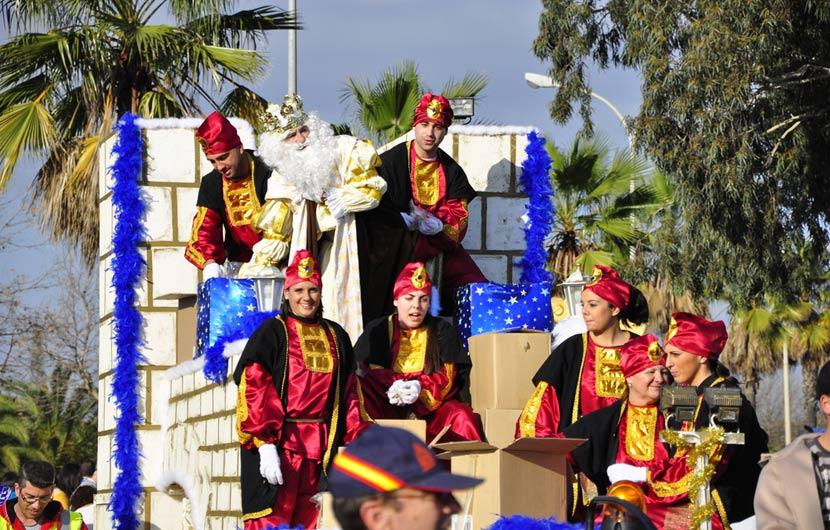 The Kings Festival January Spain