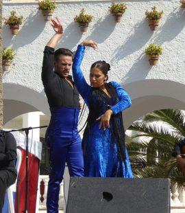 Flamenco Dancing Spain