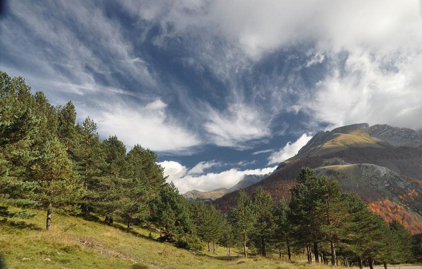 Huesca Pyrenees