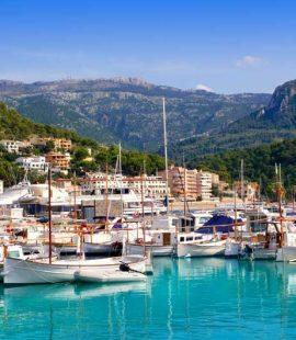 Port Soller Majorca Travel