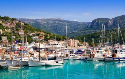 Port Soller Majorca