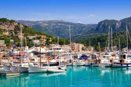 Port Soller Majorca Travel