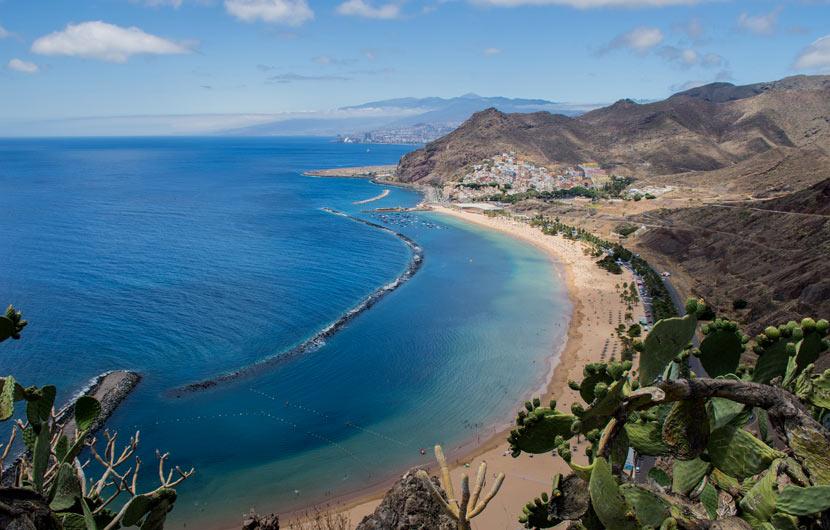Santa Cruz Beach Tenerife