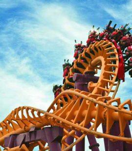 Terra Mitica Theme Park Alicante