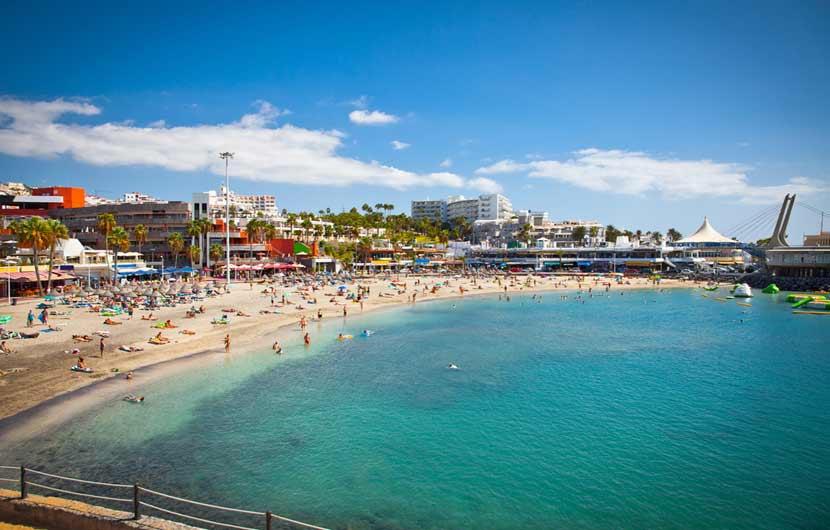 Playa Americas Tenerife