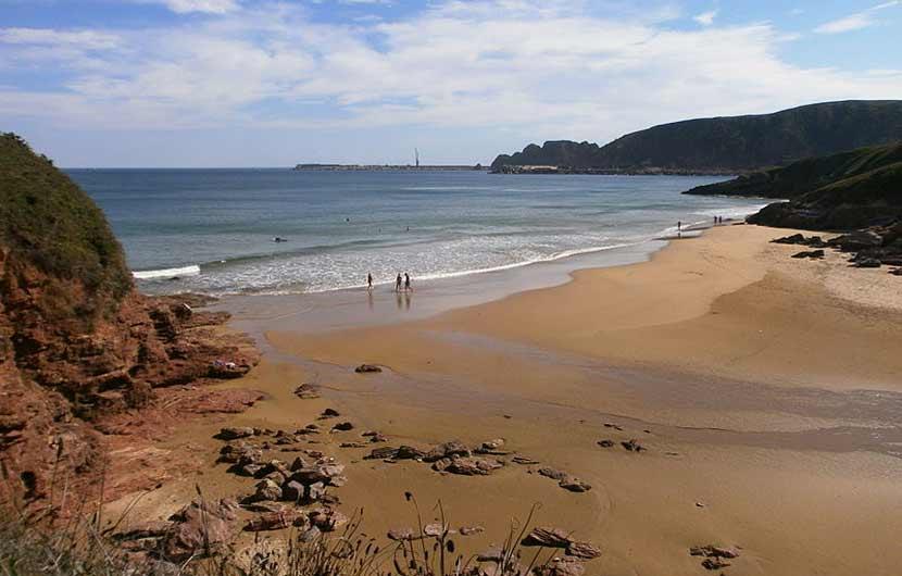 Playa de Xivares Beach
