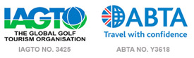Abta & Iagto Golf Travel Logo
