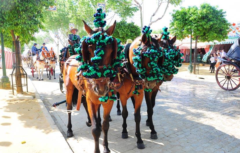 Seville April Festival