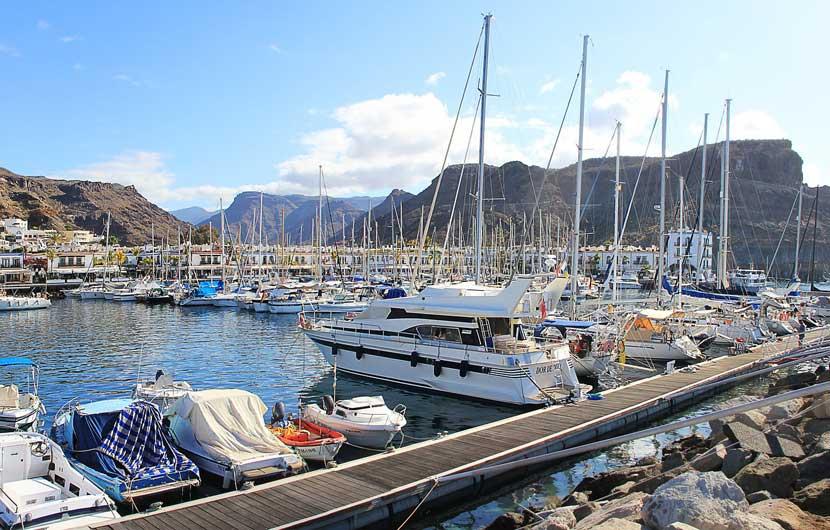 Port Mogon Gran Canaria