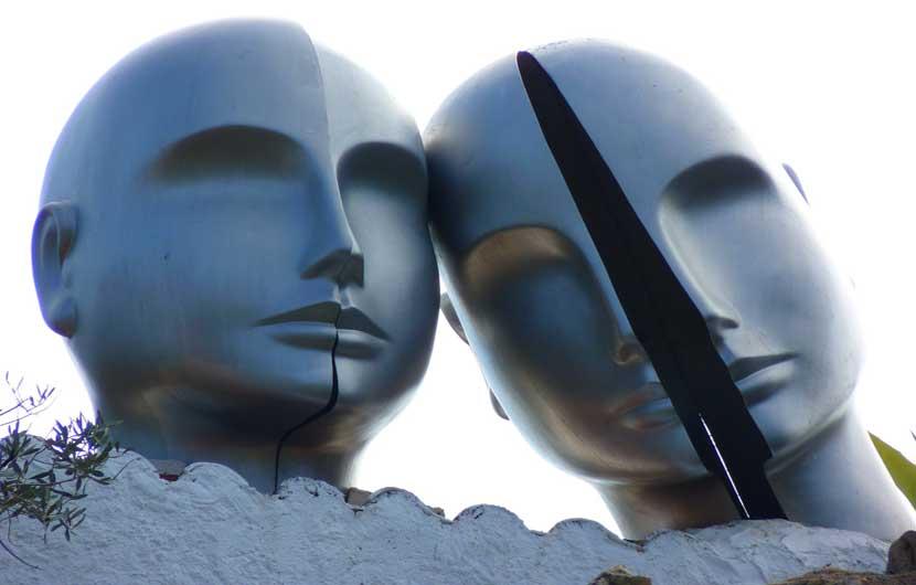 Dali Heads