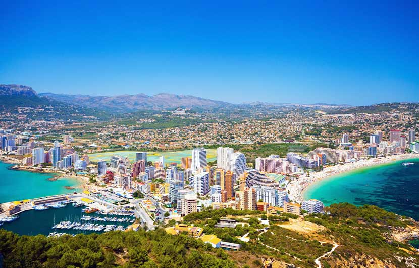 Calpe Costa Blanca Travel