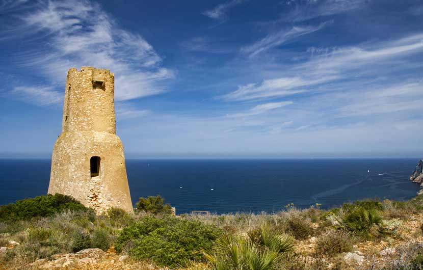 Denia Moorish Tower