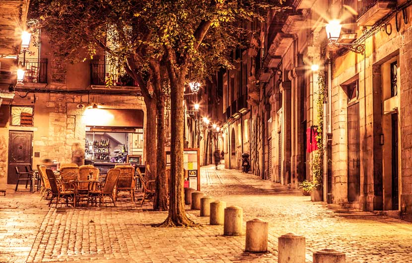 Girona Old Quarter