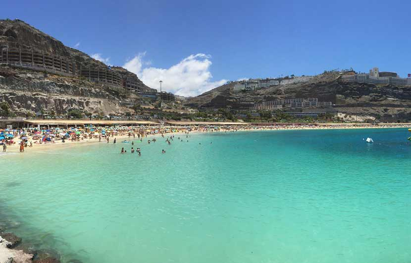 Amadores Beach - Gran Canaria Travel