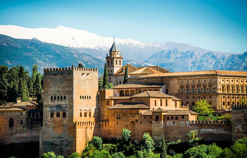 Alhambra Palace - Granada Travel Guide