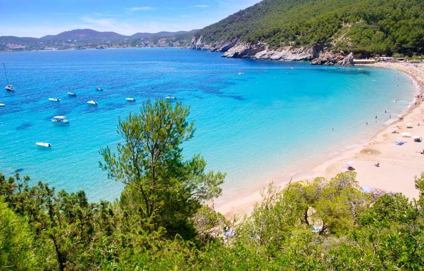 Ibiza Cala de Sant Vicent