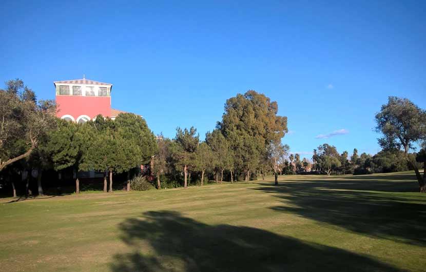 Isla Canela Golf Huelva