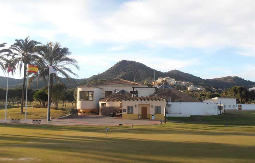 La Manga Golf Clubhouse