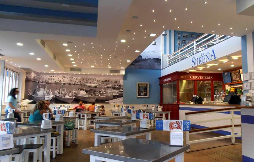La Surena Restaurant Chain