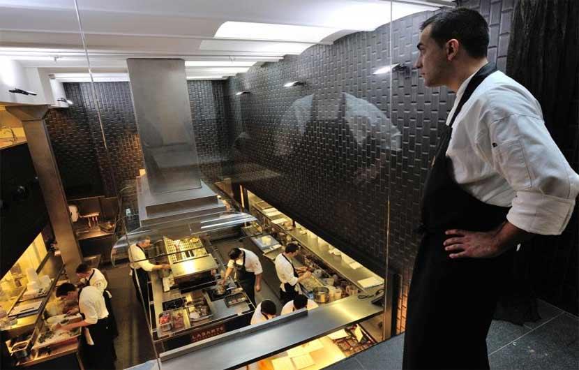 Lasarte Restaurant Barcelona