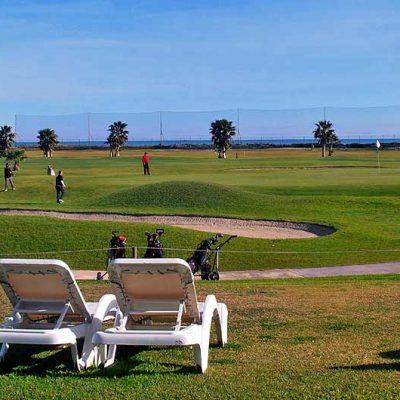 Malaga Parador Golf