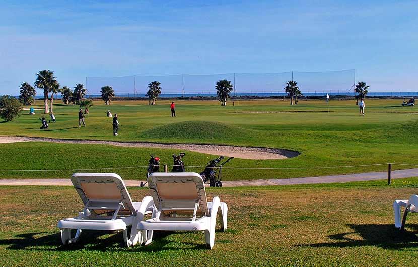 Malaga Parador Golf Holidays