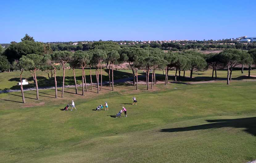 Rompido Golf Huelva