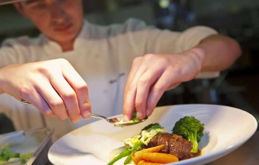 Restaurant Dining Spain