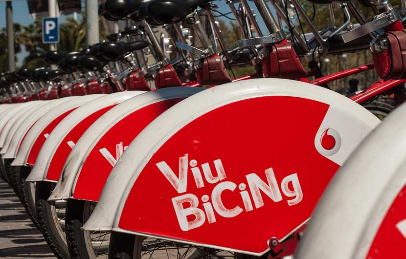 Barcelona Bike Hire -Bicing